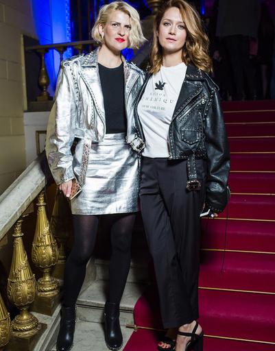 Полина Киценко и Виктория Исакова