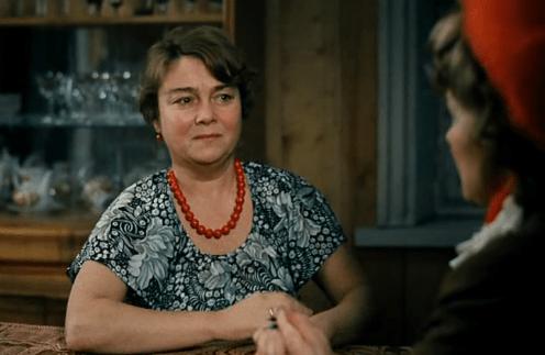 Фото кадр из фильма любовь и голуби