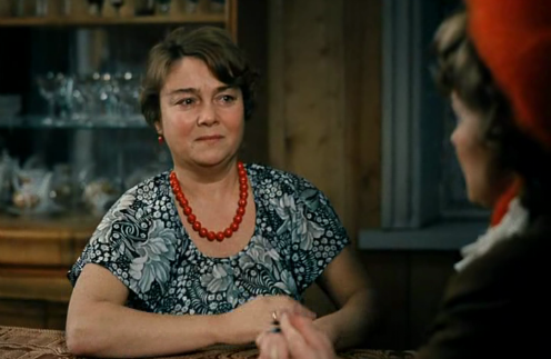 Нина Дорошина получила известность благодаря роли в знаменитой комедии