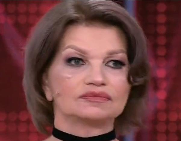 Не всем пришлись по душе изменения во внешности Терешкович