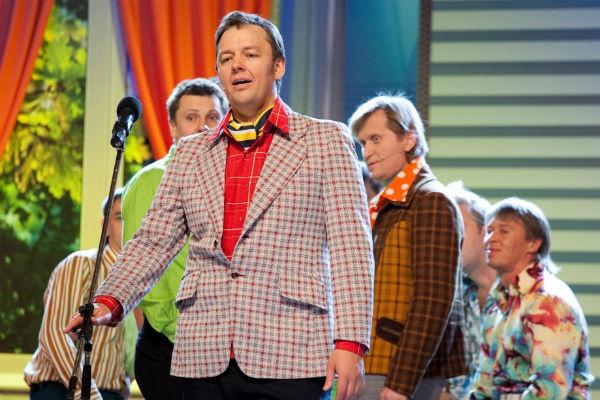 Сергей был избран капитаном команды КВН еще в 1998 году