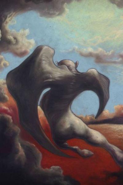 Многие картины художницы восхищали публику