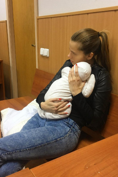 Ольга и Вадим решают все вопросы в суде