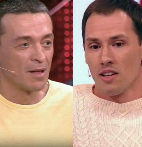 Евгений Соколов и Тимур Еремеев