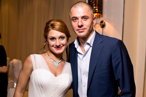 Карина Мишулина и Игорь Петренко