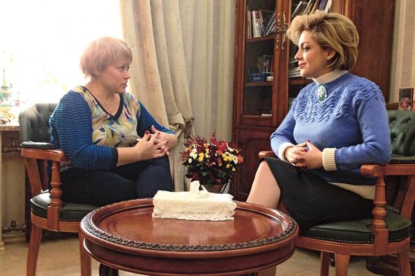 46-летняя москвичка мечтала встретиться с Анеттой Орловой