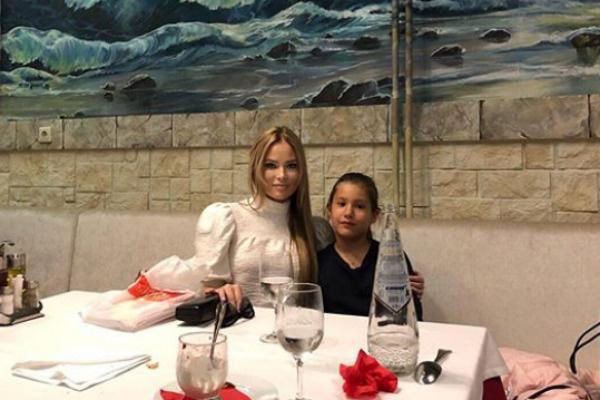 Борисова рада успехам дочери