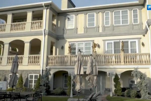 Дом в Нью-Йорке обходится семье в крупную сумму