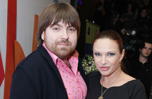 Эвелина Бледанс и Александр Семин