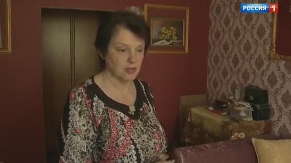 Квартира, в которой живет Ольга Павлова