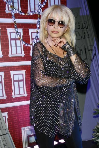 Ирина Аллегрова предпочитает жить за городом