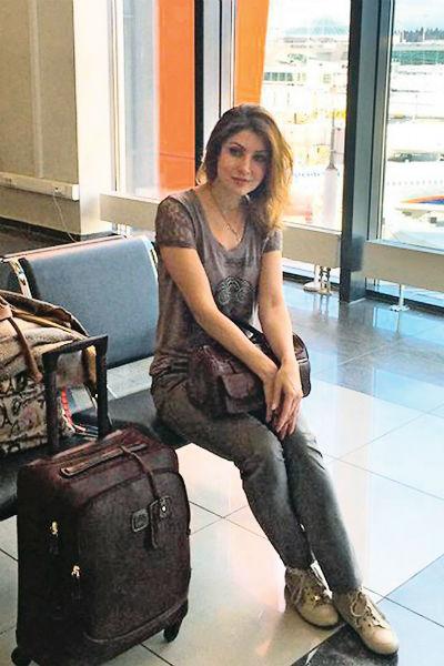 Актриса вовремя покинула Турцию