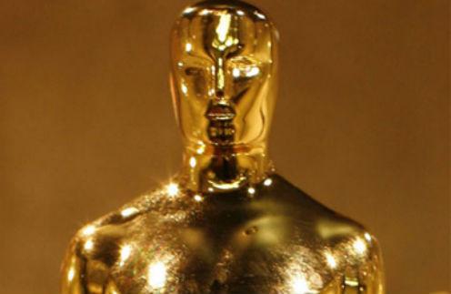 Позолоченная статуэтка премии «Оскар»