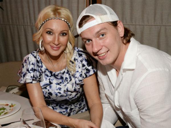 Лера Кудрявцева и Алексей Макаров