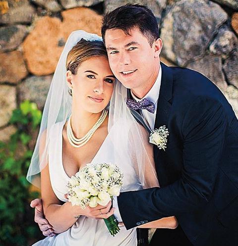 Влюбленные поженились 26 ноября прошлого года