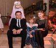 Алексей Учитель и Юлия Пересильд развивают способности дочерей