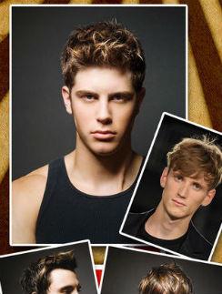Установка Men Hairstyles - бесплатно