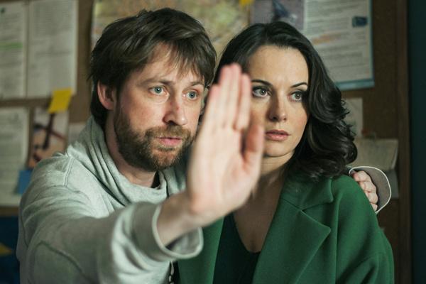 Илья Казанков и Екатерина Олькина