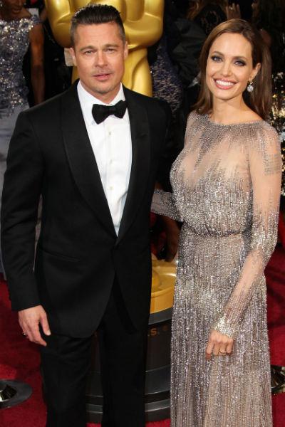 В течение 11 лет Анджелина и Брэд считались одной из самых красивых пар Голливуда