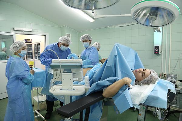 Ирина Агибалова решилась на операцию у флеболога