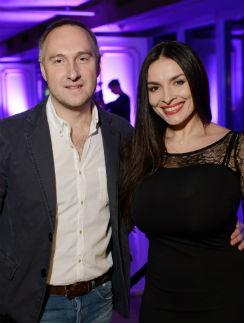 Надежда Мейхер-Грановская с мужем Михаилом Уржумцевым