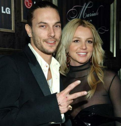 Бритни Спирс согласилась выплачивать 60 тысяч долларов бывшему мужу