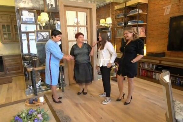 Ирина Пегова поручила профессионалам провести ремонт в своей квартире на Тверской