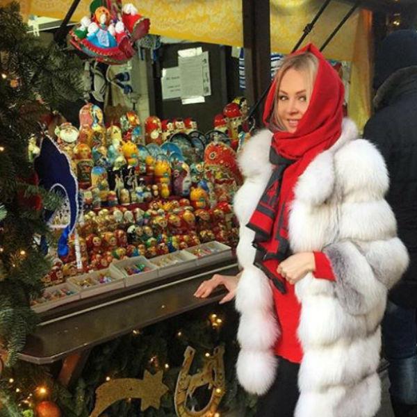 Дарья выбрала подарки