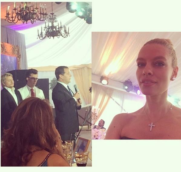 Молодых поздравил Дмитрий Медведев