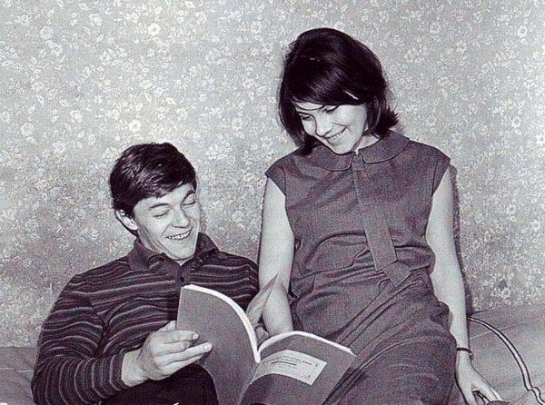 Александр Збруев был первым мужем Валентины Малявиной