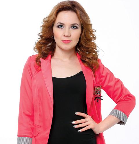 Мария Борзунова