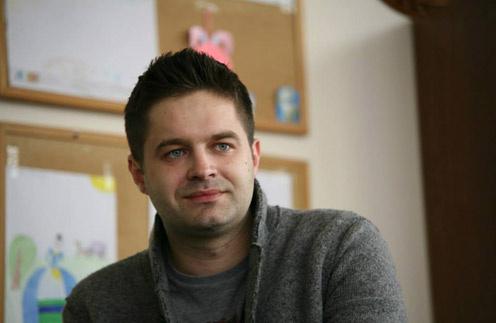 Сергей Волчков в больнице
