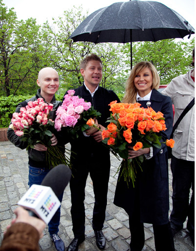 Митя Фомин и Ирина Нельсон