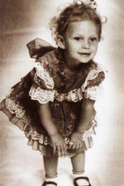 Маленькая Рита Дакота