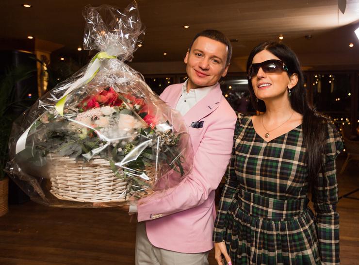 Александр Олешко и Диана Гурцкая