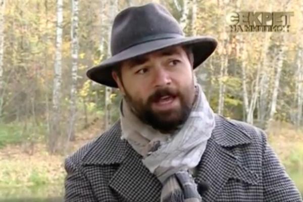 Алексей Чумаков впервые стал отцом в возрасте 36-ти лет