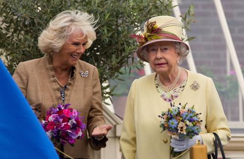 Королева Елизавета II всегда недолюбливала Камиллу
