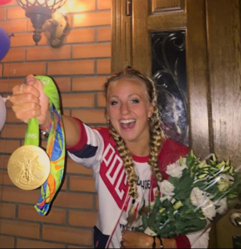 Мария Шурочкина получила BMW X6 за победу на Олимпийских играх