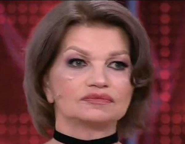 Такой Терешкович стала после пластической операции