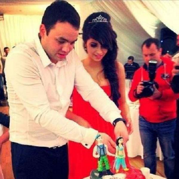 Александр Гобозов надеется снова шумно отметить свадьбу