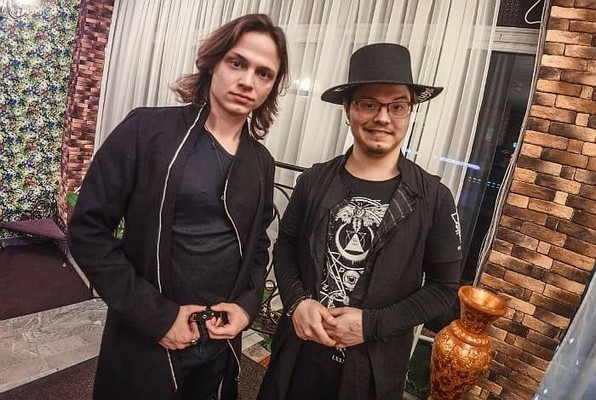 Арсений и Владимир Никара
