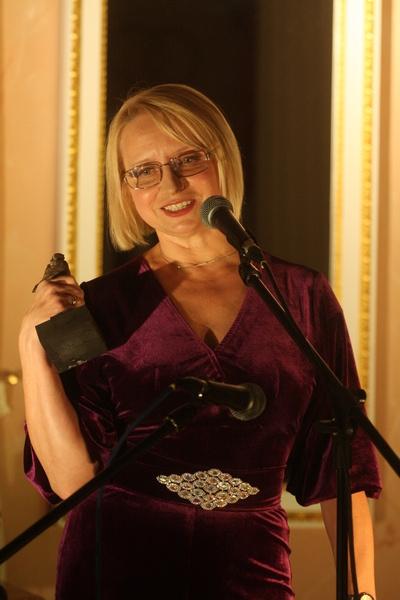 Ирина Мазуркевич считает Царскосельскую премию «семейной»