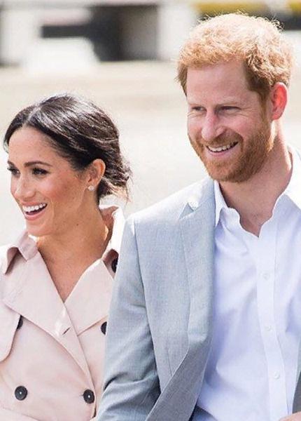 Свадьба Меган и Гарри состоялась 19 мая