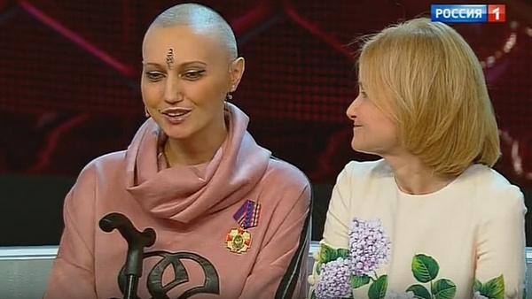 Лама Сафонова и Дарья Донцова