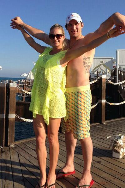 Чтобы насладиться морем и солнцем Мария и Александр отправились в Турцию