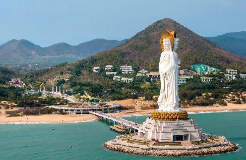 Ясная погода стоит на Хайнане 300 дней в году и делает приятным пребывание на острове круглый год. Самый благоприятный период для отдыха – с октября по май