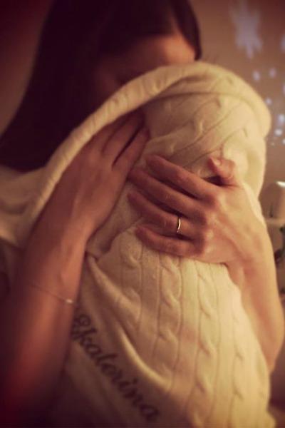 Актриса опубликовала трогательное фото с малышкой
