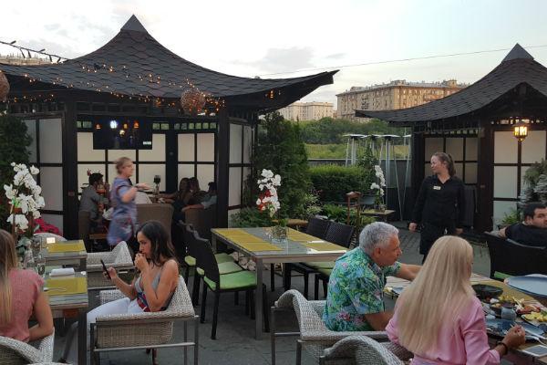 Ресторан пользуется большой популярностью у посетителей