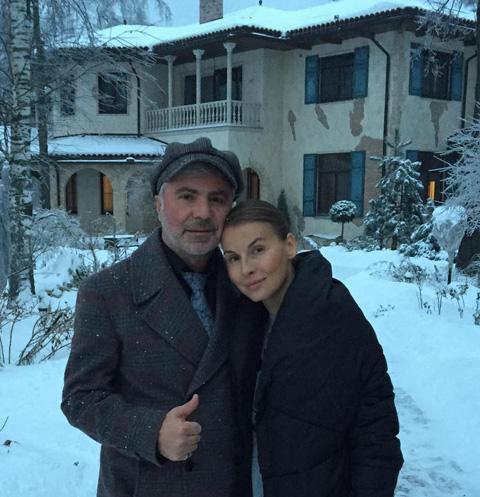 Сосо Павлиашвили и Ирина Патлах
