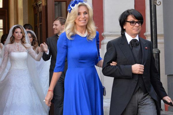 Свадьба людмилы путиной с новым мужем фото